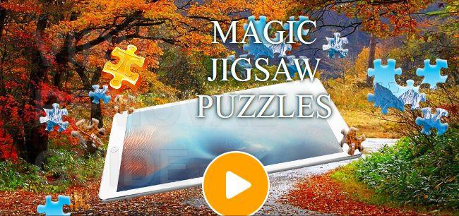 Magic Jigsaw Puzzle