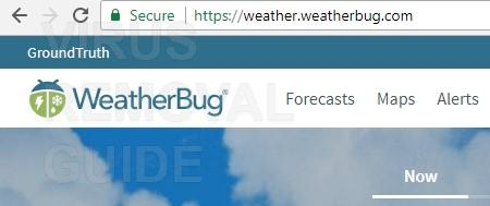 how to get rid of weatherbug