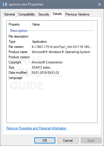 spoolsv.exe file download for windows 7