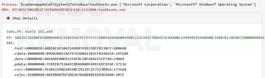 Taskhostwexe bitcoin miner trojan removal instruction taskhostwexe trojan ccuart Image collections