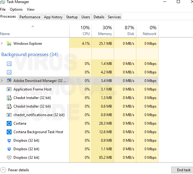 Adobe Download Manager (32 bit)