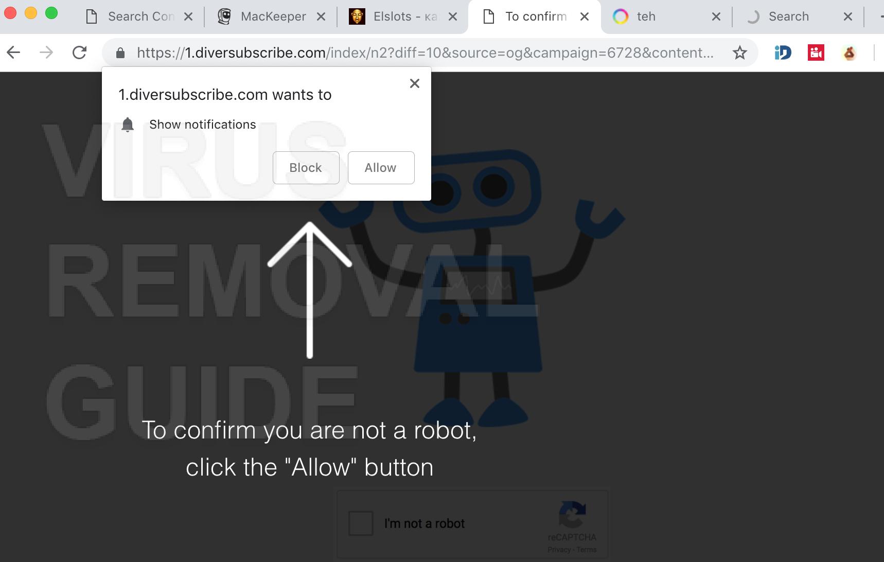 Diversubscribe.com