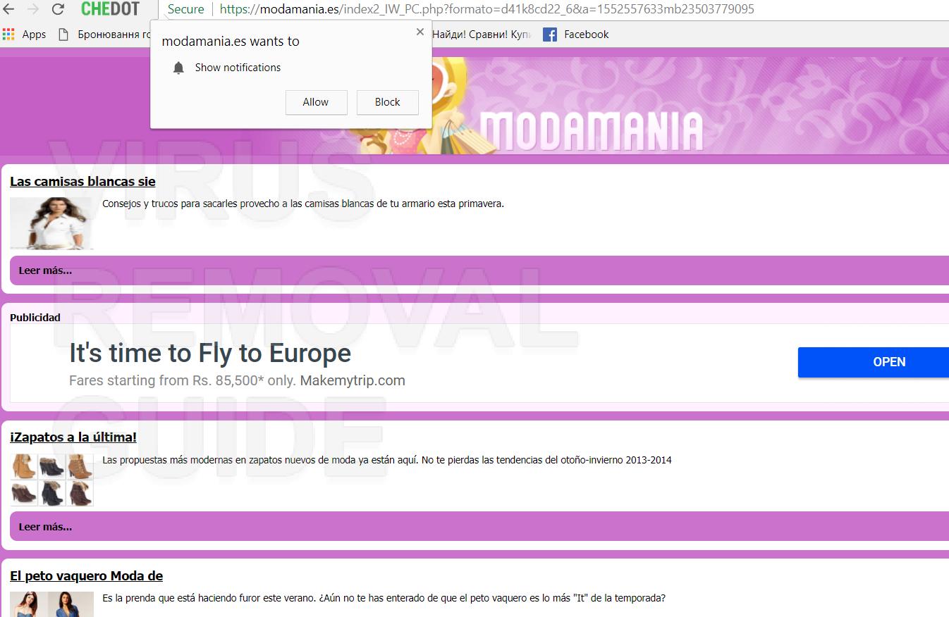 Modamania.es