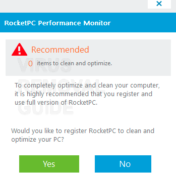 RocketPC Performance Monitor