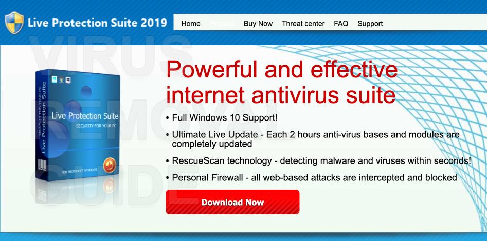 Live Protection Suite 2019